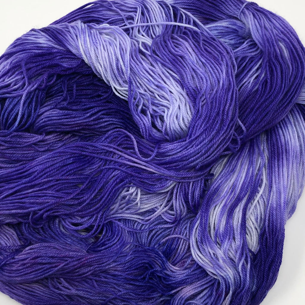 Good Juju Sock yarn Amethyst