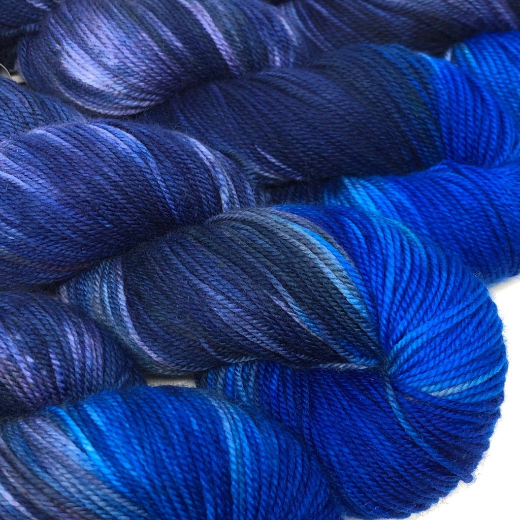 Align sport weight yarn Squall