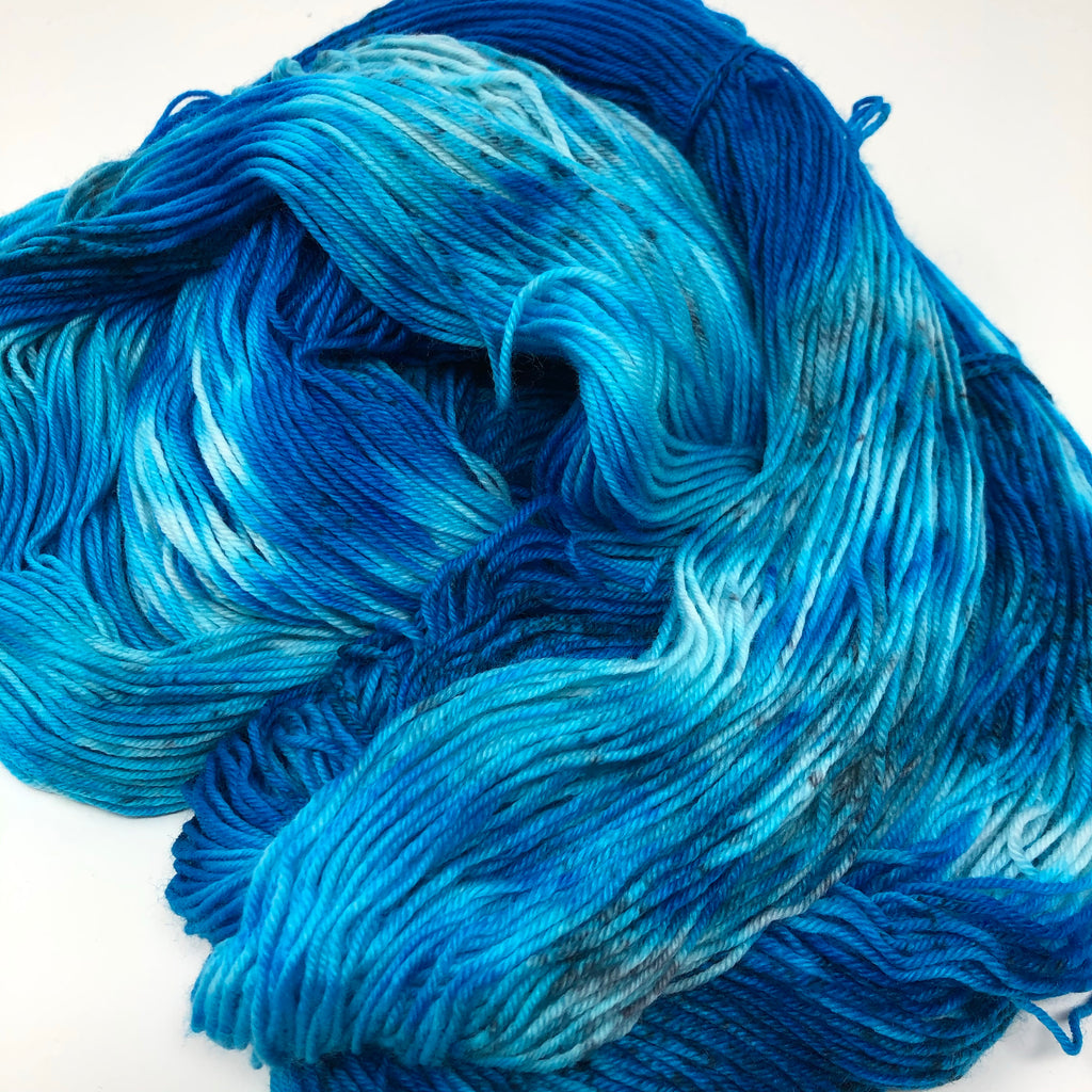 Good Juju Sock yarn Aquamarine
