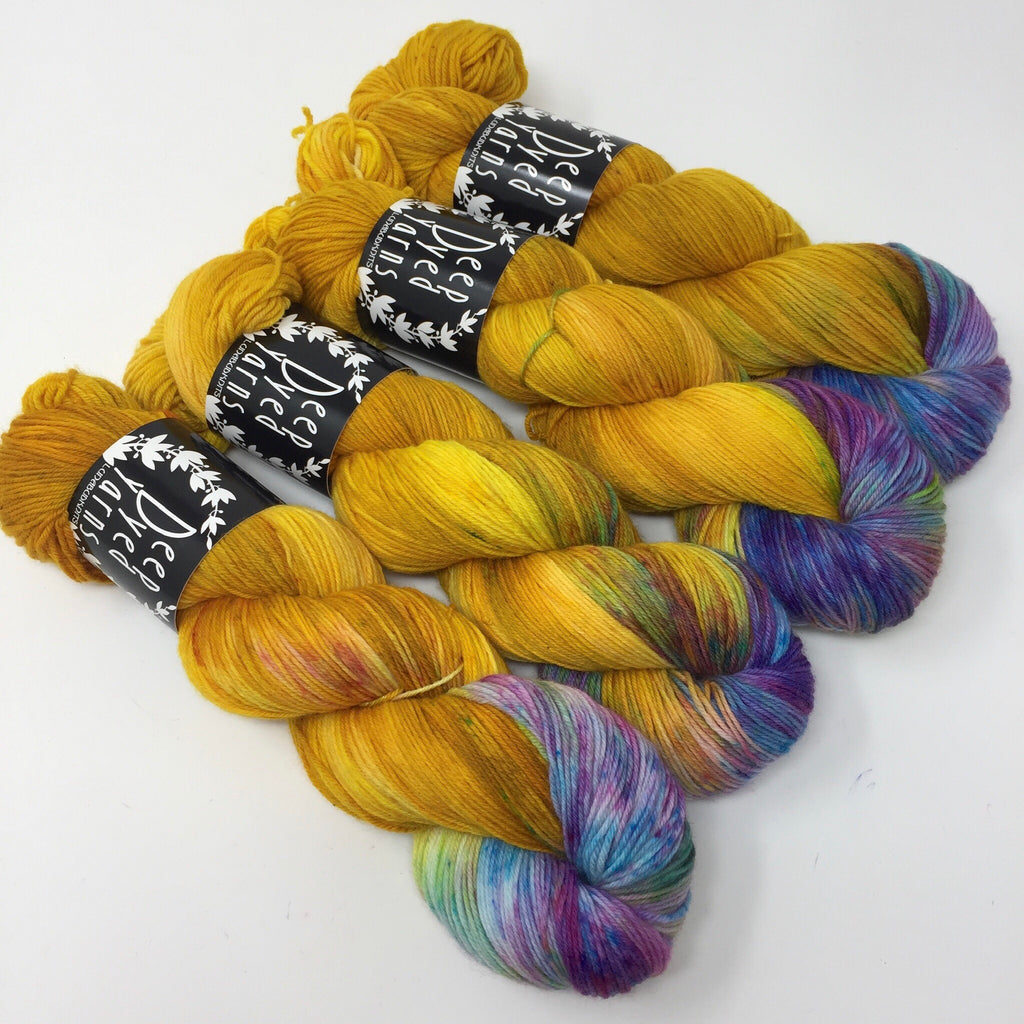 Good Juju Sock yarn Unicorn Horn