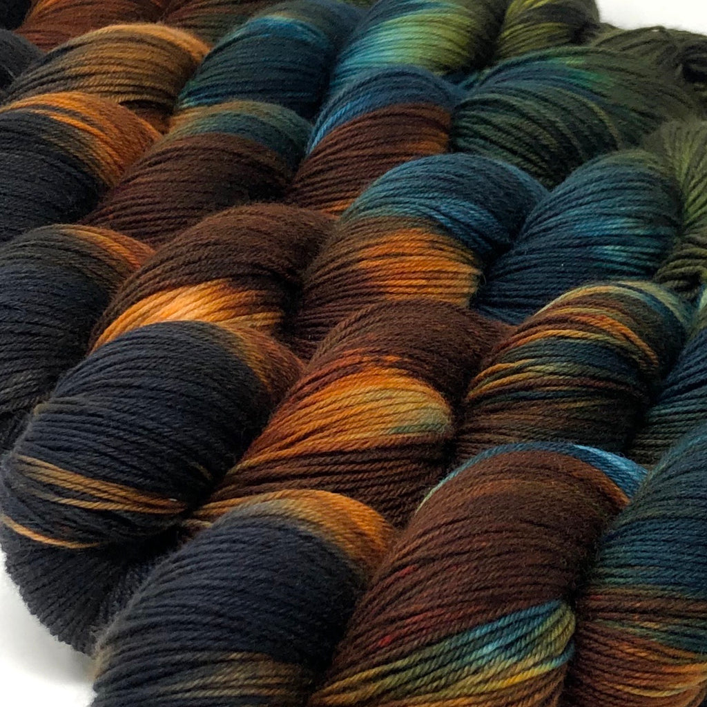 Good Juju Sock yarn Partridge