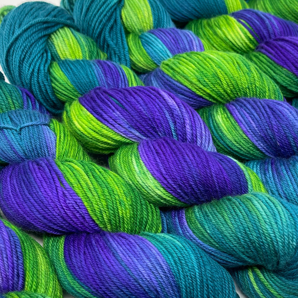 Still heavy DK weight Yarn Sea Dragon