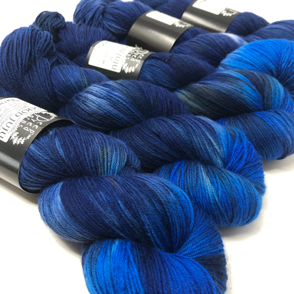 Good Juju Sock yarn Squall