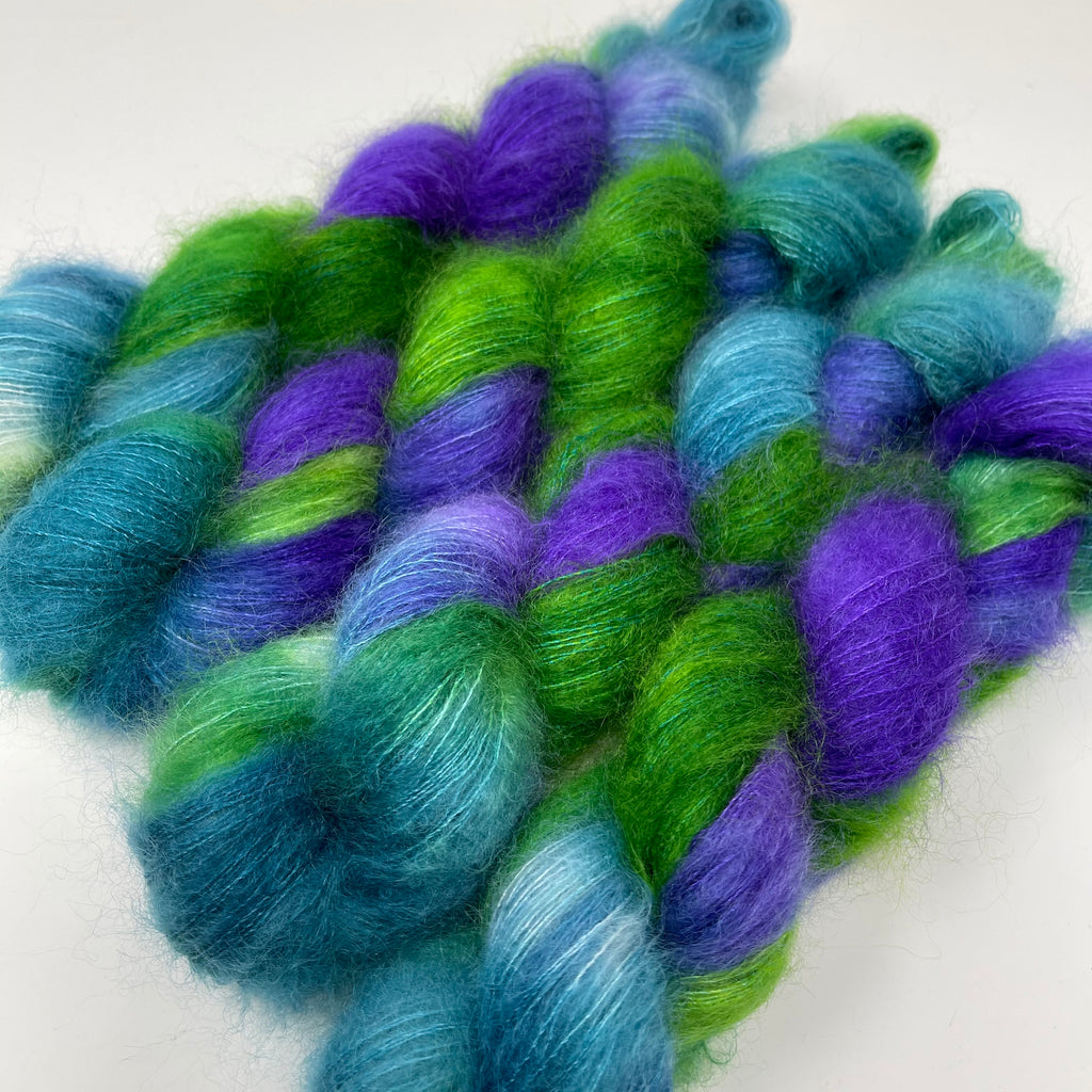 Fort Night Mohair and Silk Sea Dragon