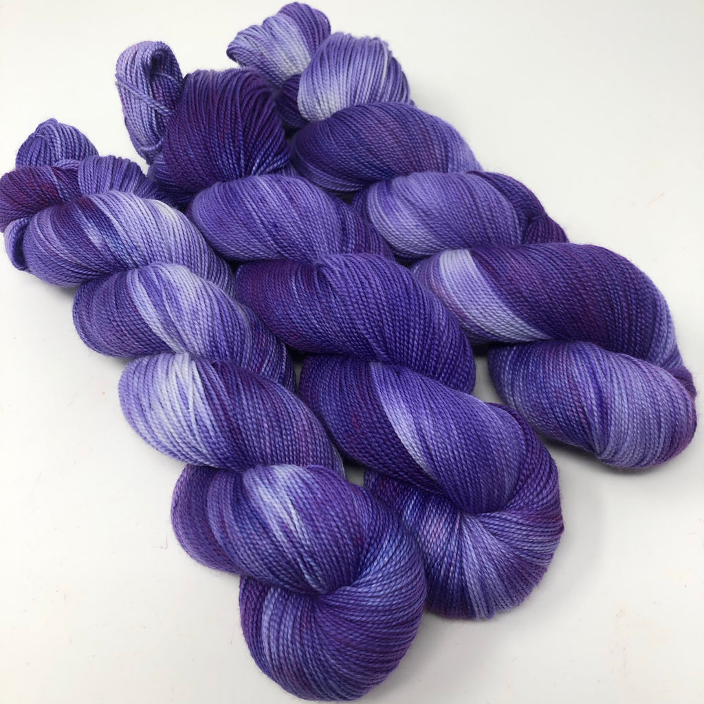 Mantua Merino Silk Sock Yarn Amethyst