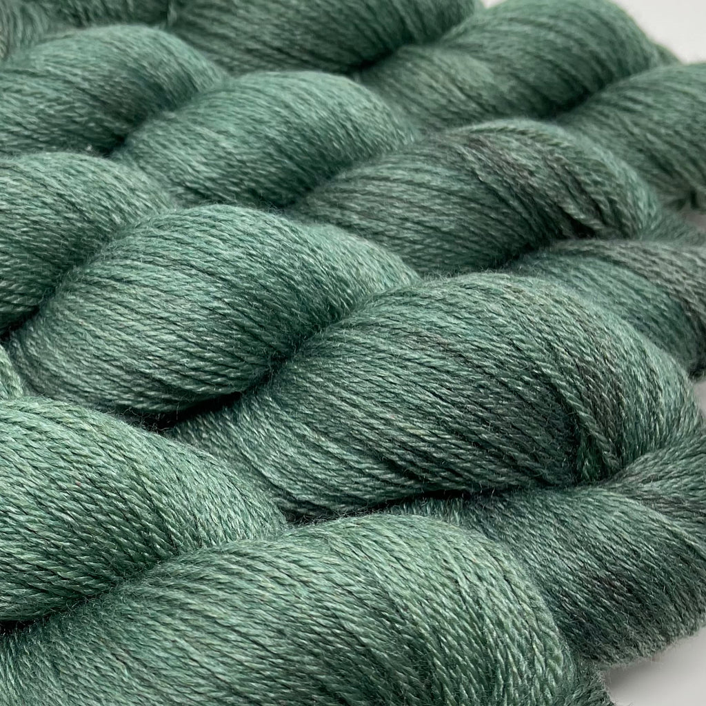 Glammy sock yarn Rosemary