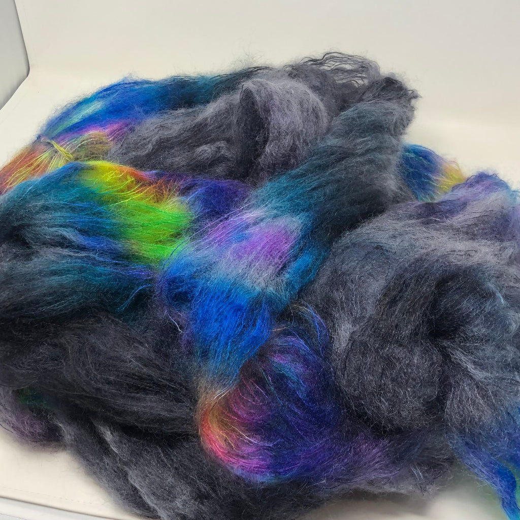 Fort Night Mohair and Silk Nebula