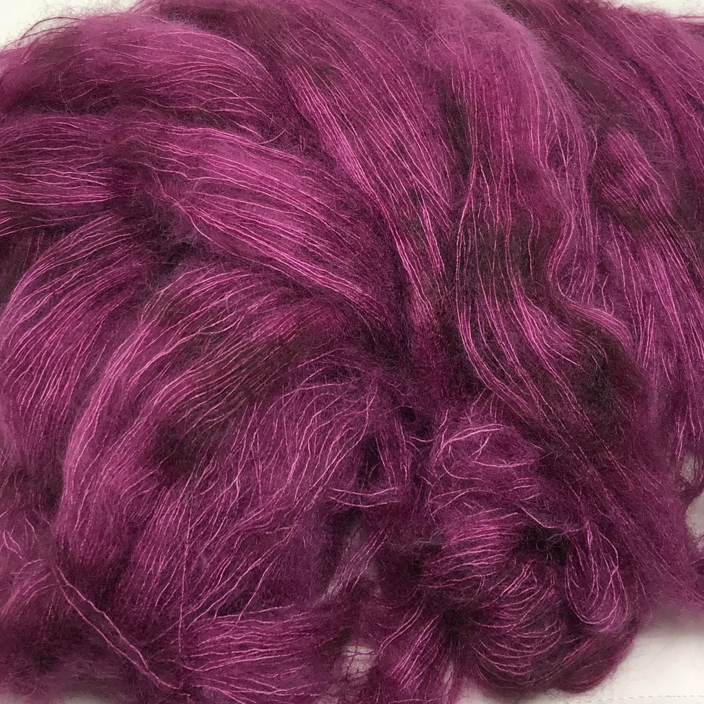 Fort Night Mohair and Silk Summer Berries