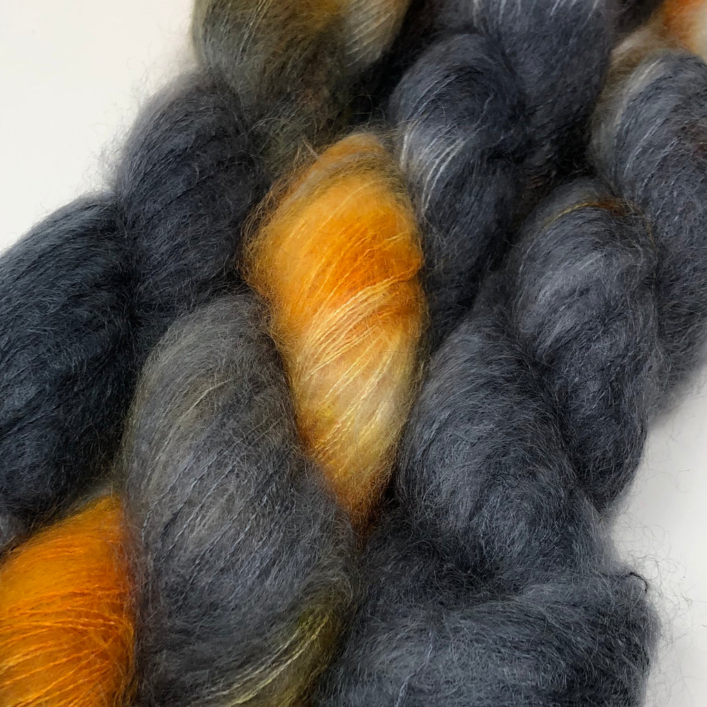 Fort Night Mohair and Silk Black Hills
