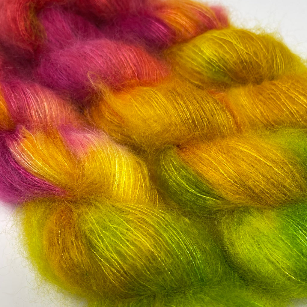 Fort Night Mohair and Silk Tutti-F'ing-Frutti