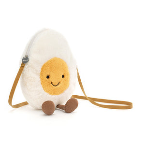 Jellycat Happy Boiled Egg Bag