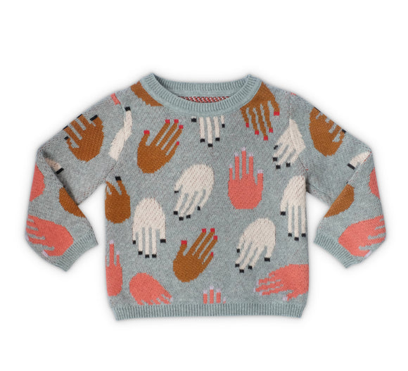 Hands Sweater