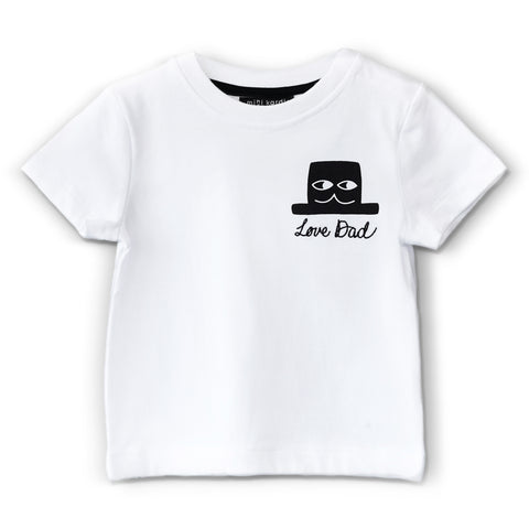 Cool Kids - Love Dad Tshirt