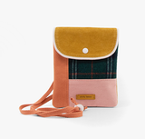 Sticky Lemon Wallet Bag