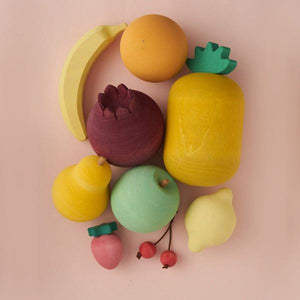 Raduga Grez Fruits Wood Toy