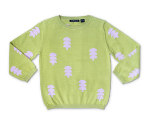 Little Trees Sweater