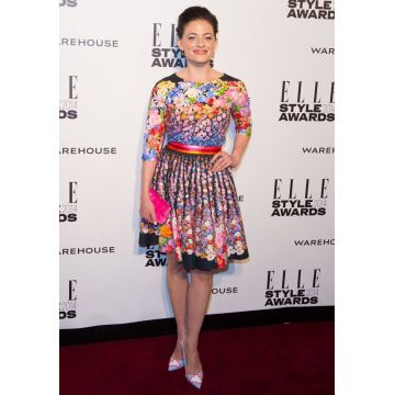 Laura Pulver at the Elle style awards