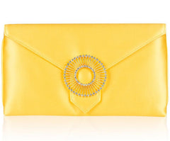 Edith Canary Clutch