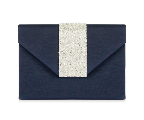Prudence Navy Shoulder Bag