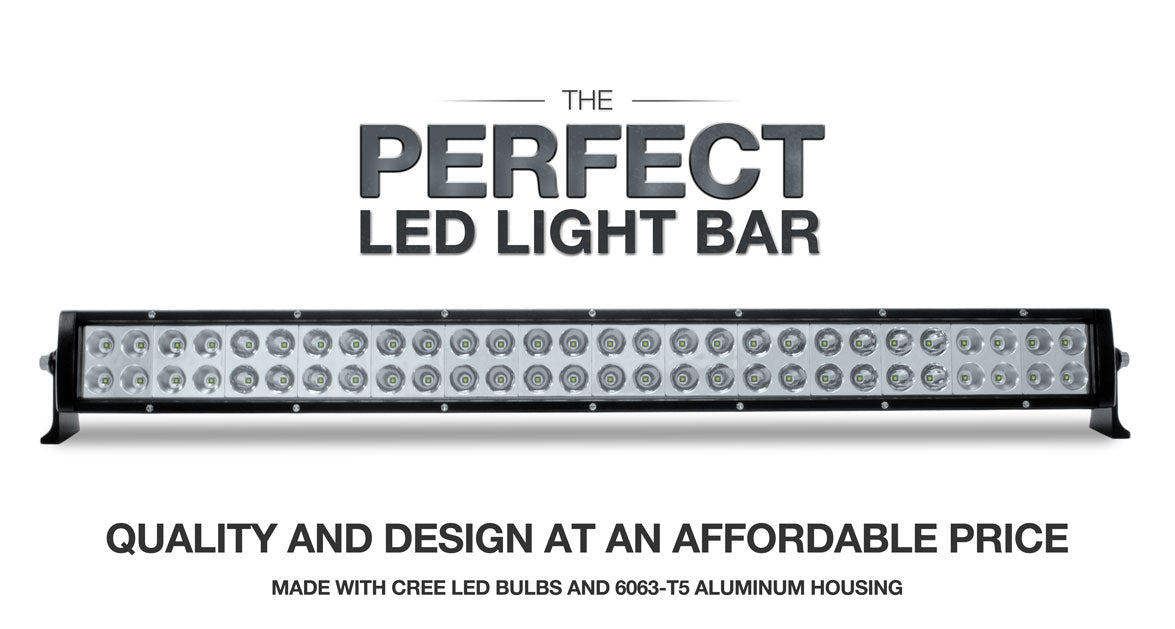 The Perfect LED Light Bar