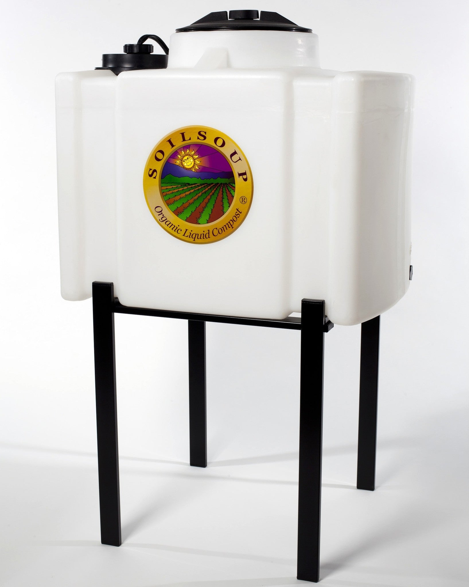 25 G. Compost Tea Brewing System