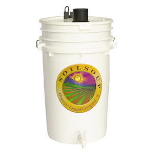 7 Gallon Compost Tea Brewing System