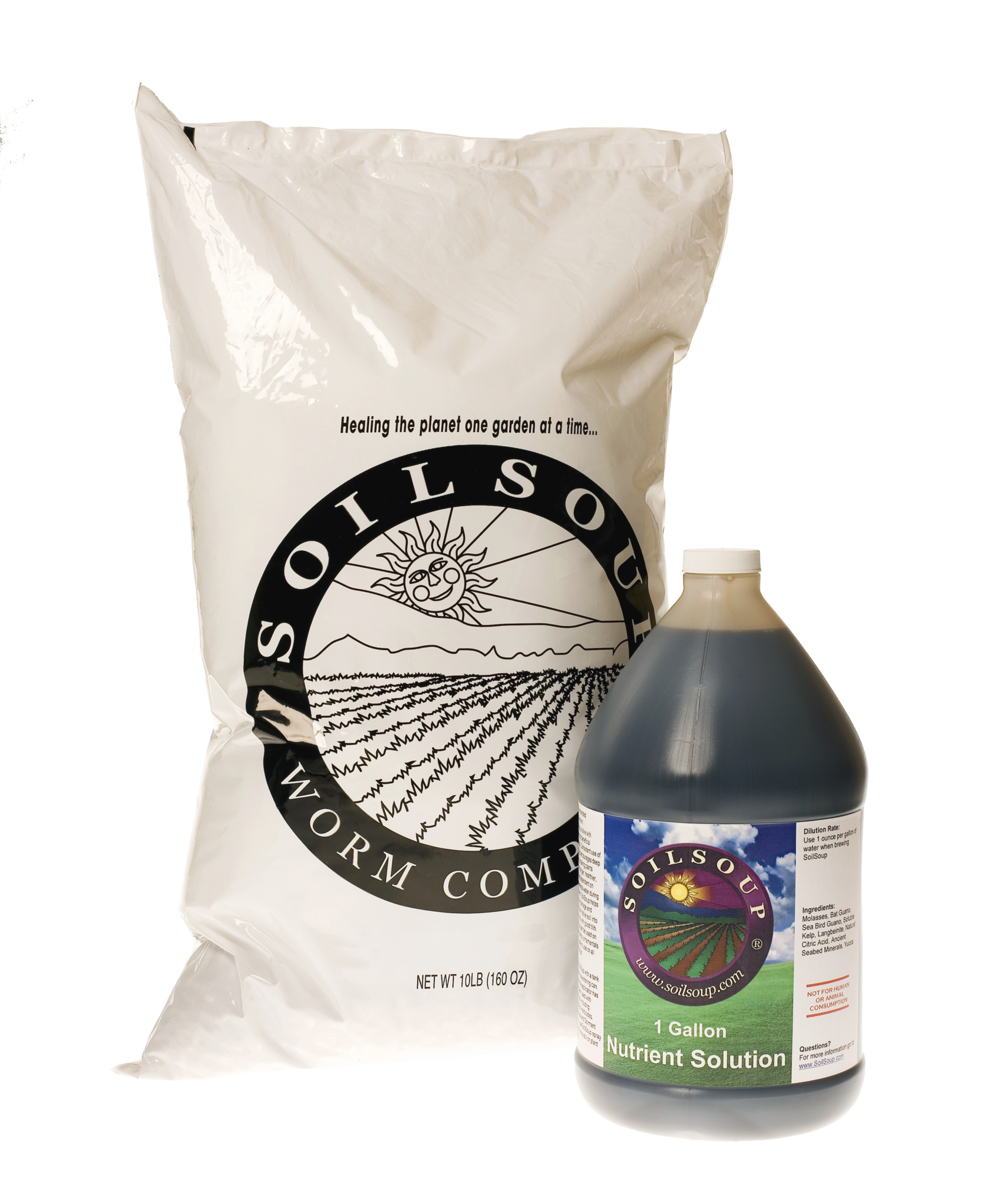Compost Tea Brewing Supplies