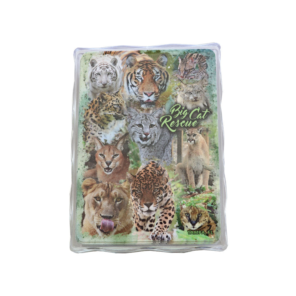 Playing Cards - Big Cat Rescue Deck