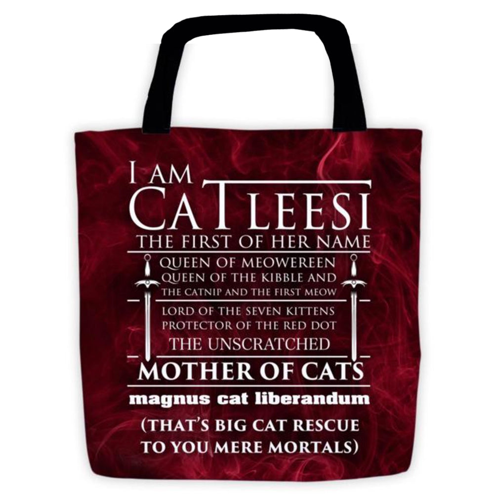 Bag - Catleesi Mother of Cats Tote