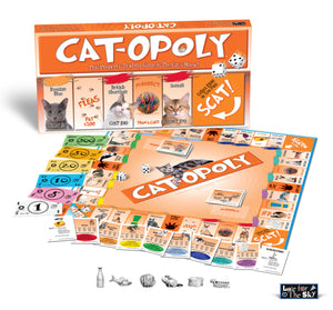 Game - Cat-opoly