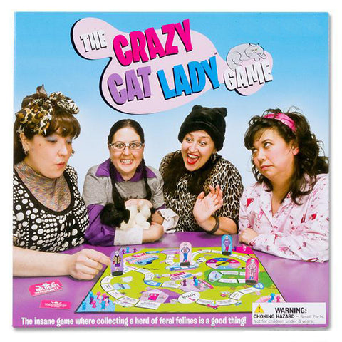Game - Crazy Cat Lady