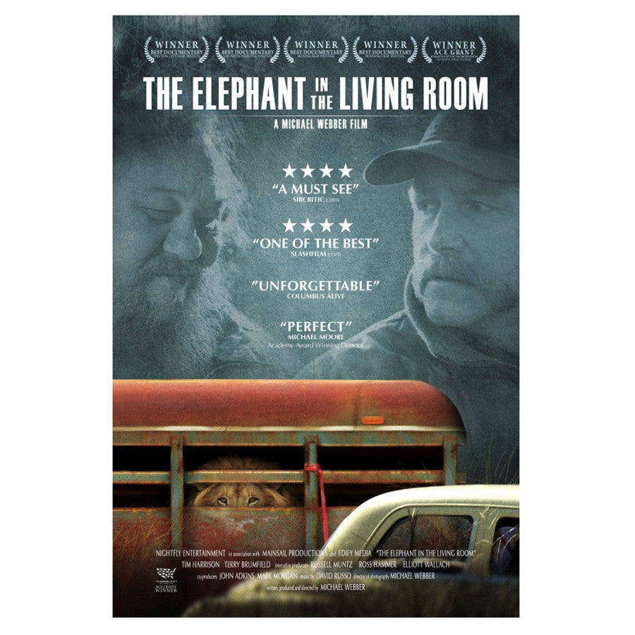 DVD - The Elephant in the Living Room