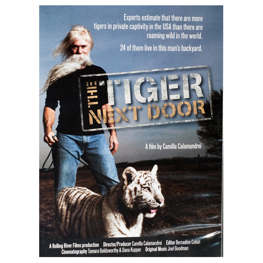 DVD - The Tiger Next Door