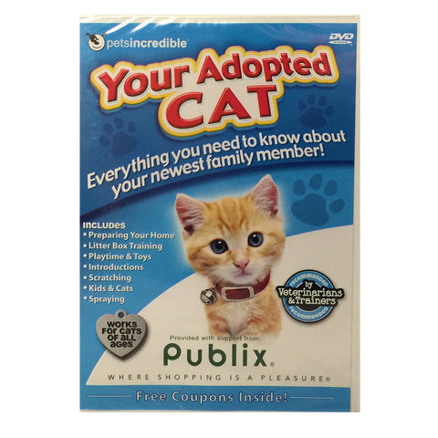 DVD - Your Adopted Cat