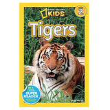 Book for Kids - Nat Geo Tigers