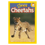 Book for Kids - National Geographic Cheetahs