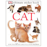 Book for Kids - Ultimate Cat Sticker