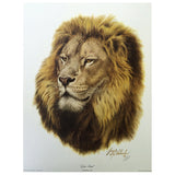 Print - Lion by Guy Coheleach
