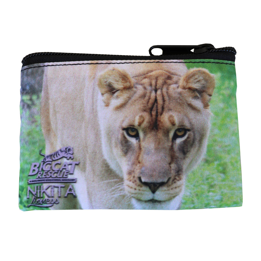 Coin Purse - Nikita Lioness
