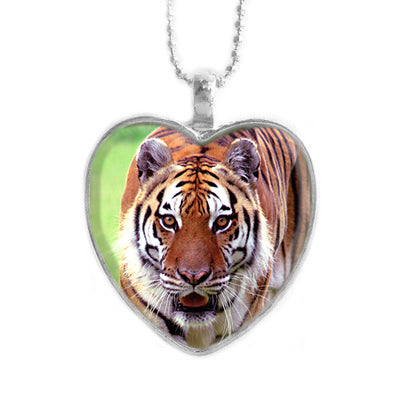 Pendant - Kali Tigress Heart