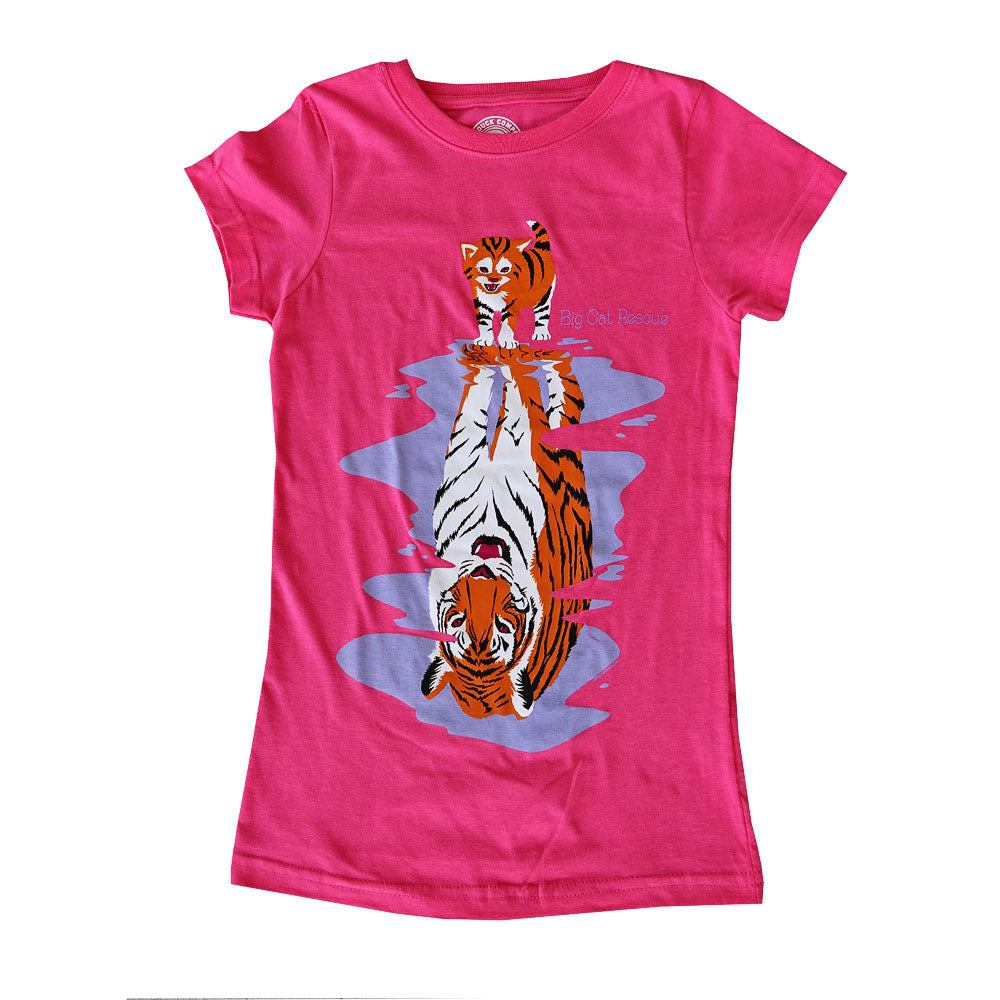 Kids Shirt - Dream Big Tiger