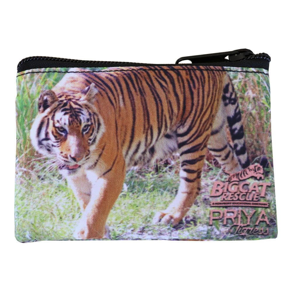 Coin Purse - Priya Tiger