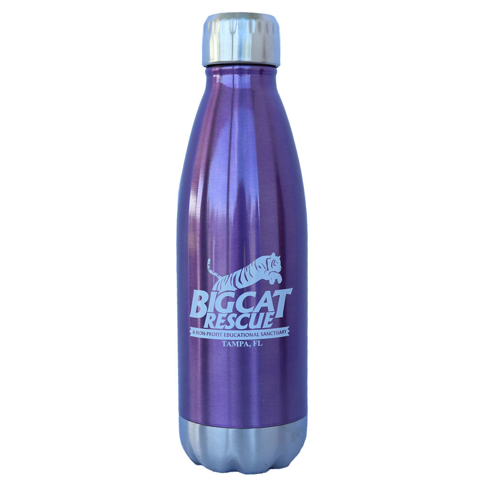Water Bottle - Stainless Steel BCR Logo