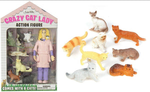 Toy - Crazy Cat Lady