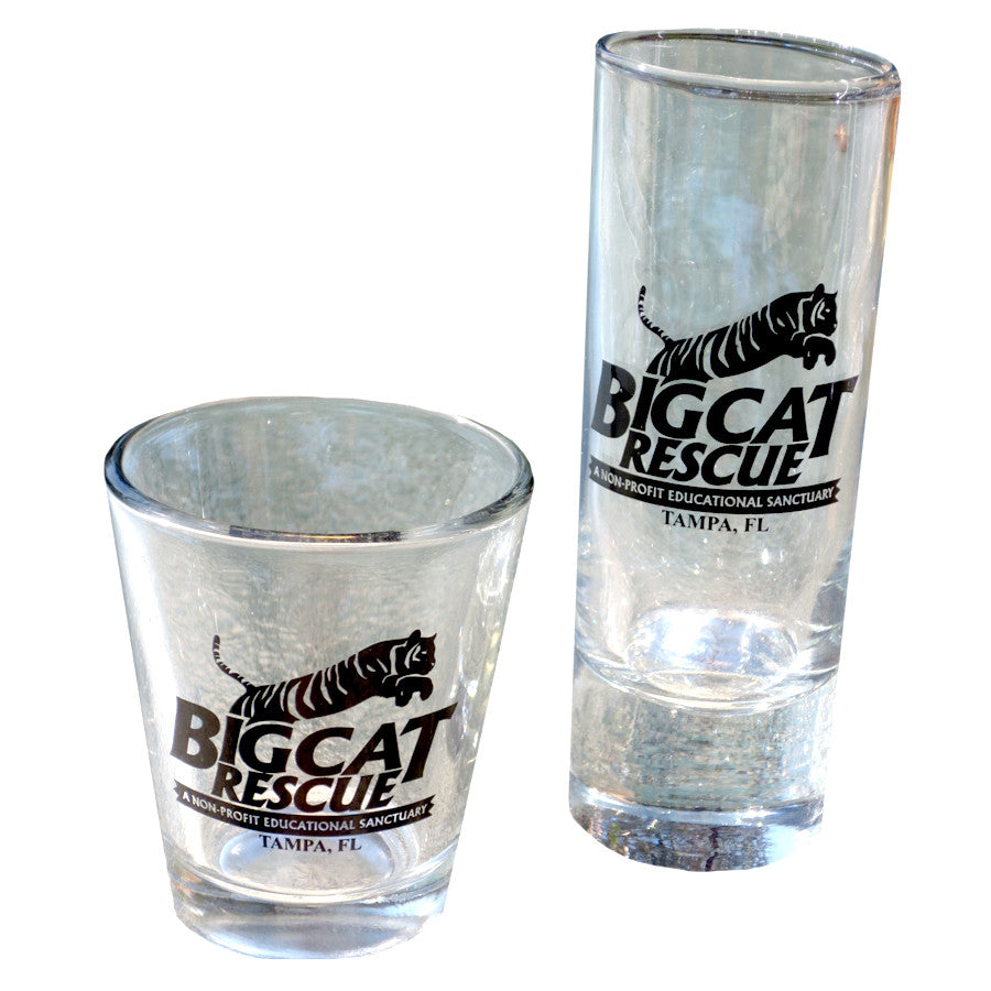 Shot Glass - Logo