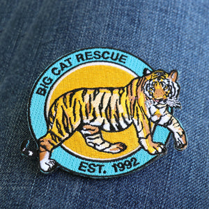 Patch - Tiger