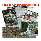 donate to adopt and save tigers by sponsoring