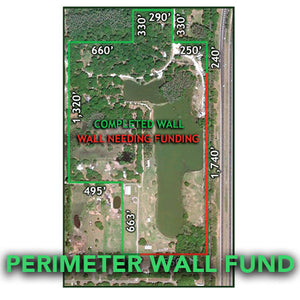 Donation - Perimeter Wall Fund