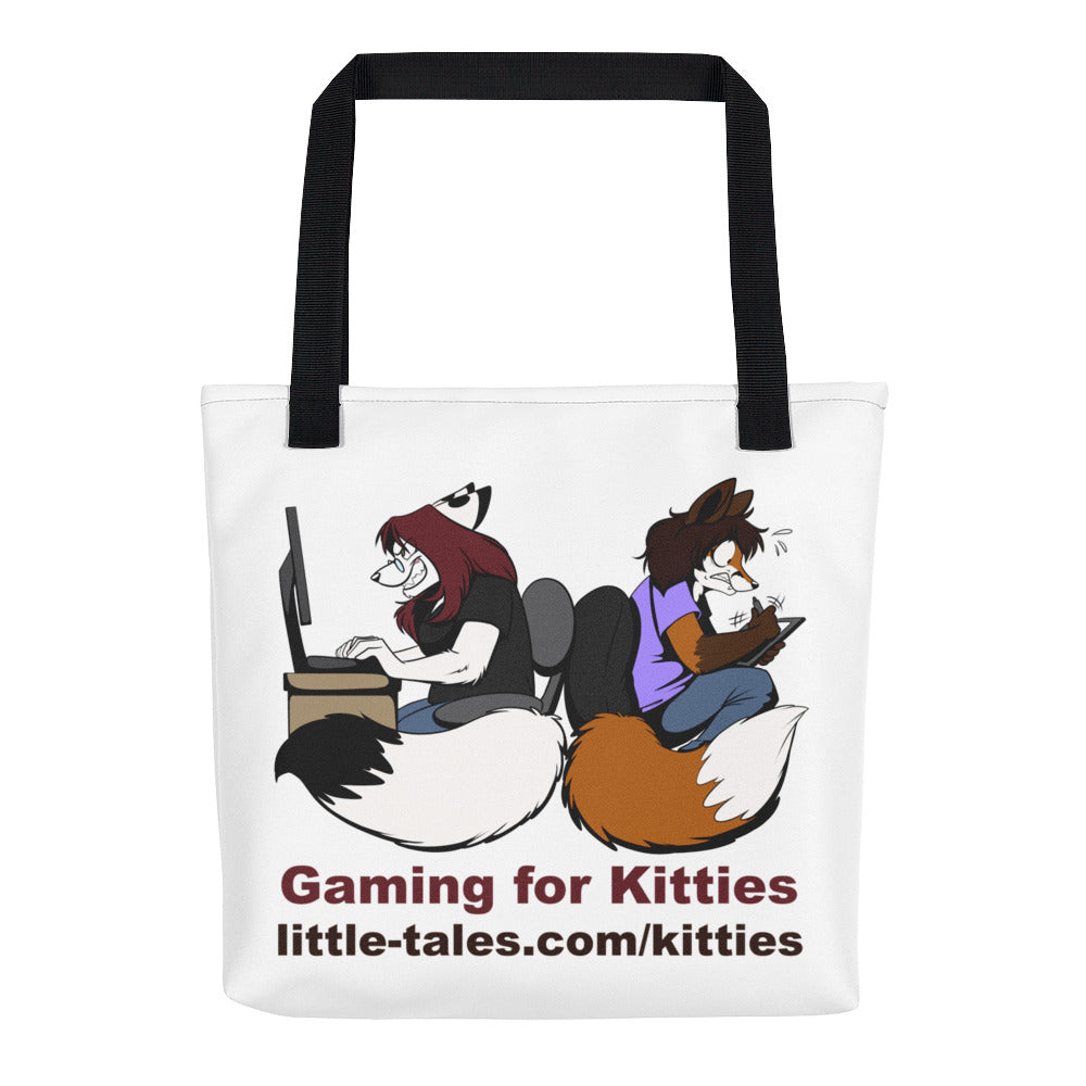 TOTE - GAMING FOR KITTIES