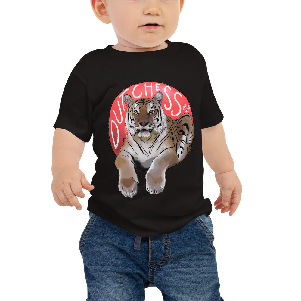 Kids Shirt - Dutchess Tiger Vs. Red Ball Baby Tee